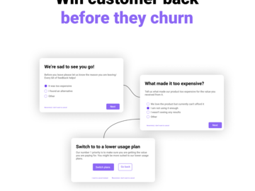 Become a pilot: Churnally.io - Save Customers Before They Churn
