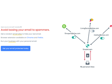 Become a pilot: SimpleLogin - open source solution to protect your email